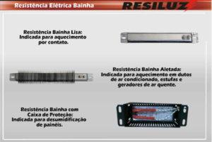 Resistencia-Eletrica-Bainha